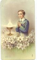 Devotie - Devotion - Communie Communion - Roger Dupon - Wijnendale 1959 - Communion