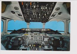 Rppc Cockpit Boeing 747-B Swissair Aircraft - 1919-1938: Between Wars