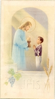 Devotie - Devotion - Communie Communion - Maurice Raes - Leffinge 1954 - Communion