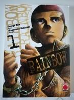RAINBOW N.1 – Manga Mix 89 ( Planet Manga Panini Comics ) Perfetto, Da Edicola. - Manga