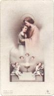 Devotie - Devotion - Communie Communion - Frans Devisscher - Idegem 1949 - Communion