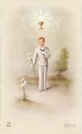 Devotie - Devotion - Communie Communion - Erik Libbrecht - Menen 1962 - Communion