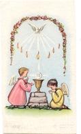Devotie - Devotion - Communie Communion - Therese Van Haesebrouck - Wakken 1956 - Communion