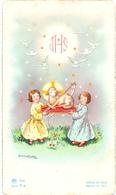 Devotie - Devotion - Communie Communion - Annie Vandenbroucke - Rollegem Kapelle 1958 - Communion