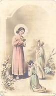 Devotie - Devotion - Communie Communion - Martha Souvagie - Leffinge 1949 - Communion