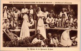 ASIE - BIRMANIE --  Les Franciscaines Missionnaires De Marie Mission - Mandalay - Myanmar (Burma)