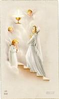 Devotie - Devotion - Communie Communion - Marie Jeanne Van Haverbeke - Waardamme 1959 - Communion