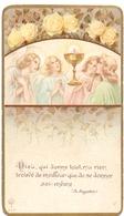 Devotie - Devotion - Communie Communion - Anna Madoe - Ypres Ieper 1926 - Communion