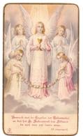 Devotie - Devotion - Communie Communion - Charles Venant - Menen 1925 - Communion