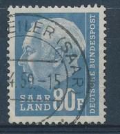 SARRE - SAAR - Mi Nr 424 - Gestempeld/oblitéré - Cote 6,50 € - Oblitérés