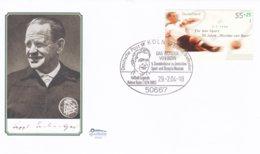 Germany Cover Franked W/2004 Wunder Von Bern P/m Köln 2004 Wunder Von Bern 1954 (DD4-38) - 1954 – Zwitserland