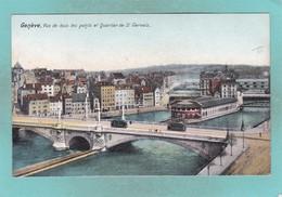 Small Old Post Card Of Geneve,Geneva, Switzerland,V66. - GE Geneva