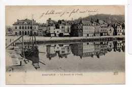 - CPA HONFLEUR (14) - Le Bassin De L'Ouest 1925 - Photo Neurdein N° 41 - - Honfleur