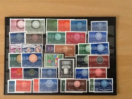 Europa CEPT Year 1960 MNH - Timbres