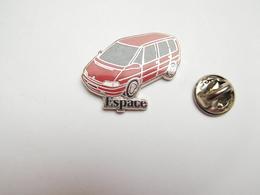 Beau Pin's En Zamac , Auto Renault Espace - Renault