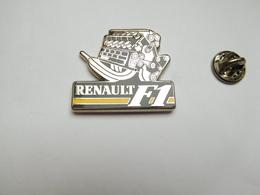 Beau Pin's En Zamac , Auto Renault F1 , Moteur Formule 1 - Renault