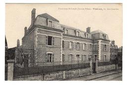 18 CHER - VIERZON Pensionnat Saint-Joseph, Jeunes Filles, Rue Gourdon (voir Descriptif) - Vierzon