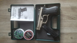 Pistolet D'alarme (Réplique Beretta) - Decotatieve Wapens
