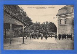 18 CHER - VIERZON Pensionnat Saint-Joseph, 11 Rue Gourdon, Cour De Récréation (voir Descriptif) - Vierzon