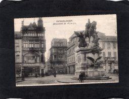 85283   Germania,  Dusseldorf,  Monument De 1870-71,  VGSB  1924 - Duesseldorf