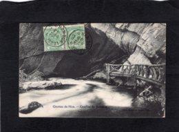 85284    Belgio,  Grottes De Han,  VG  1909 - Rochefort