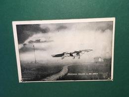Cartolina AereoCurvo - Miller L. Da Zara - 1910 Ca. - Cartoline