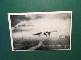 Cartolina AereoCurvo - Miller L. Da Zara - 1910 Ca. - Cartes Postales