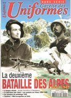 2e BATAILLE DES ALPES 1944 1945 RESISTANCE LIBERATION  UNIFORMES HS N°20 - 1939-45