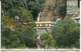 CPA - Carte Postale - Japon - Nunobiki - Waterfall Kobe - 1912 (M8120) - Kobe