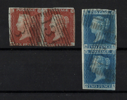 GRAN BRETAÑA Nº 3/4 En Usado. - 1840-1901 (Victoria)