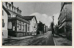 CPA MORHANGE - Mörchingen - Hermann Göring Strasse - N°A84 - Morhange