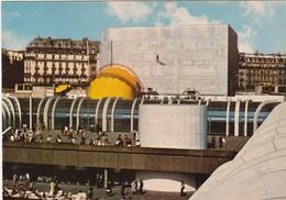 PARIS: Le FORUM Des Halles (Arch. C.VASCONI - G.PENCREAC'H) - Halles