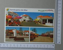 PORTUGAL - ZAMBUJEIRA DO MAR -  ODEMIRA -   2 SCANS  - (Nº28273) - Beja