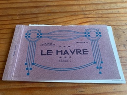 Album De Cartes Postales Du Havre - Le Havre