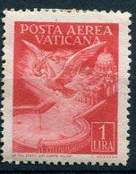 Vaticano - 1947 - Posta Aerea 1 Lira * - Poste Aérienne