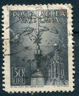 Vaticano - 1947 - Posta Aerea 50 Lire (o) - Poste Aérienne