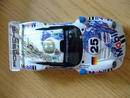 SCALEXTRIC PORSCHE 911 GT1 Chasis + Carrocería - Road Racing Sets