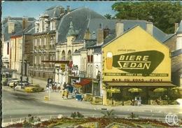 08 Ardennes CHARLEVILLE La Rotule Et Le Bar Du ROND POINT Biere DE SEDAN - Charleville