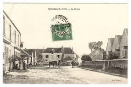 CRACHES, Hameau De PRUNAY EN YVELINES (78) - Le Centre - Ed. Théau - Andere Gemeenten
