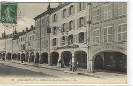 Remiremont - L'hôtel Du Cheval De Bronze - Remiremont