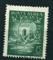 Vaticano - 1947 - Posta Aerea 25 Lire (o) - Poste Aérienne