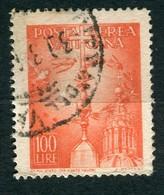 Vaticano - 1947 - Posta Aerea 100 Lire (o) - Poste Aérienne