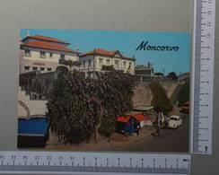 PORTUGAL - VISTA PARCIAL -  MONCORVO -   2 SCANS  - (Nº28286) - Bragança