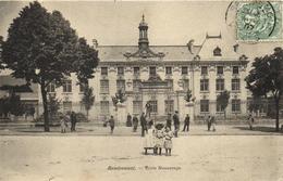 Remiremont - école Maxonrupt - Remiremont