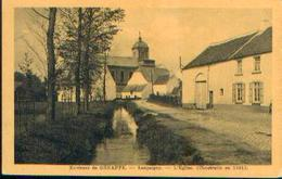 LOUPOIGNE « L'église (construite En 1831) » - Papèteries Lutte- Stanga, Genappe - Belgique