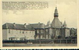 LOUPOIGNE « Chapelle Notre Dame De Foy » - Papèteries Lutte- Stanga, Genappe - Belgique