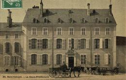 Remiremont - La Sous Préfecture - Remiremont