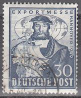 GERMANY       SCOTT NO.  664       USED       YEAR  1949 - [7] Federal Republic