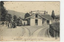 Remiremont - Arrivée Du Tramway - Remiremont