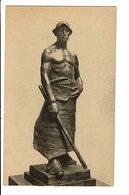 CPA - Carte Postale - Belgique - Bruxelles Musée - Constantin Meunier- Le Lamineur-VM2091 - Musea